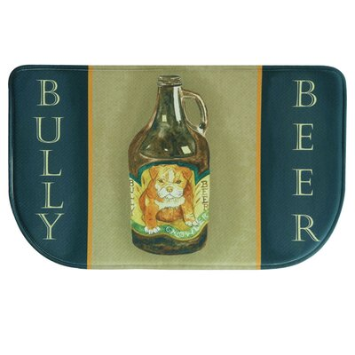 Standsoft Memory Foam Bully Beer Mat