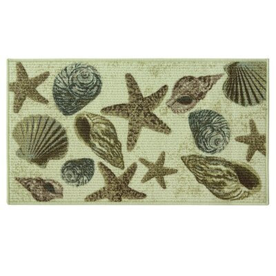 Classic Berber Beach Haven II Mat