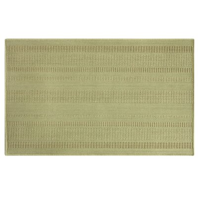 Marbella Ivory Area Rug Rug Size: 1'8