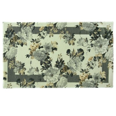 Elegant Dimensions Cassandra Gray Area Rug Rug Size: 24 x 310