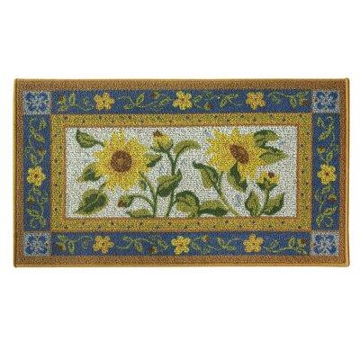 Classic Berber Sun Garden Mat