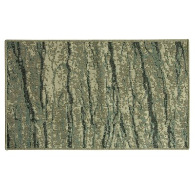 Reliance Corteza Blue Area Rug Rug Size: 2'4