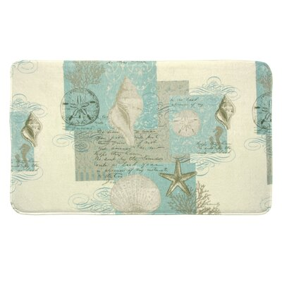 Moonlight Memory Foam Bath Rug