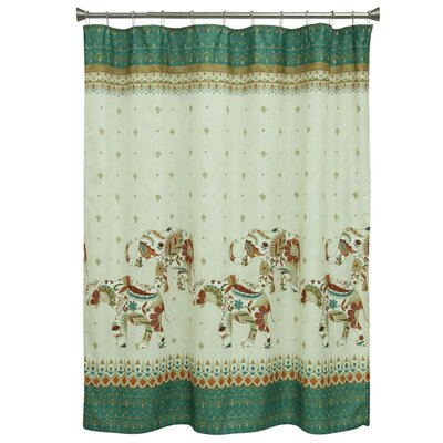 Cece Elephant Shower Curtain