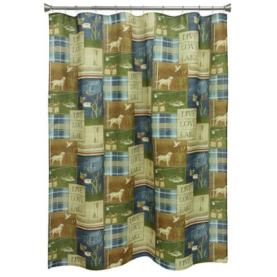 Keaton Shower Curtain