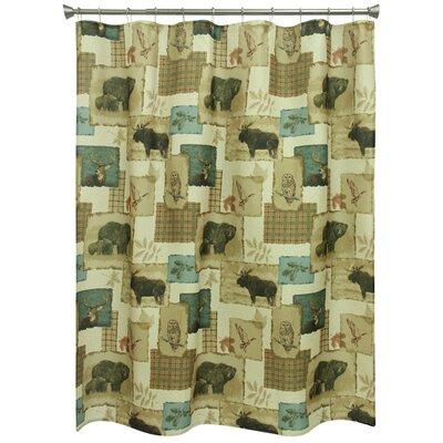 Kellan Leaf Shower Curtain