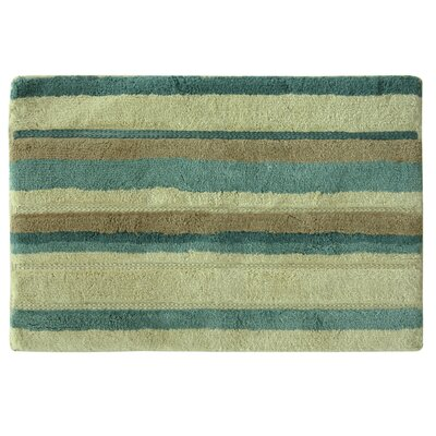 Kellan Stripe Bath Rug