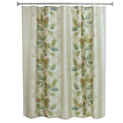Trevino Jacquard Shower Curtain