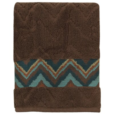 Charee Zigzag Hand Towel