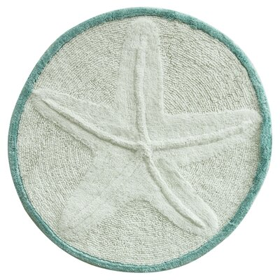 Gayle Starfish Bath Rug