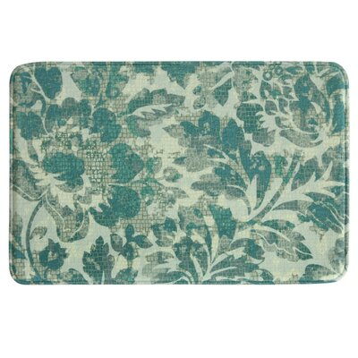 Christena Bath Rug Color: Green