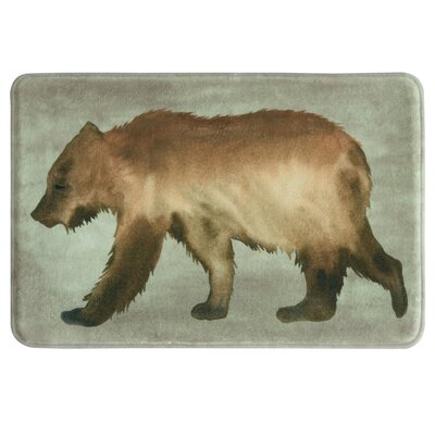 Dabria Bear Bath Rug