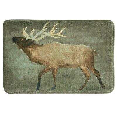 Eleta Elk Bath Rug