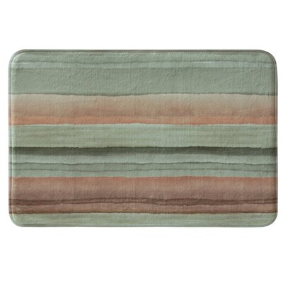 Edith Bath Rug Color: Pink