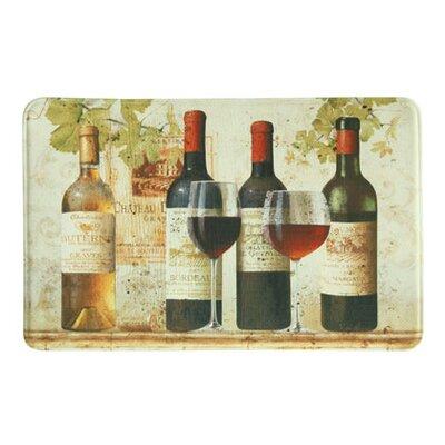Johannsen Wine Tasting Green/Beige Area Rug