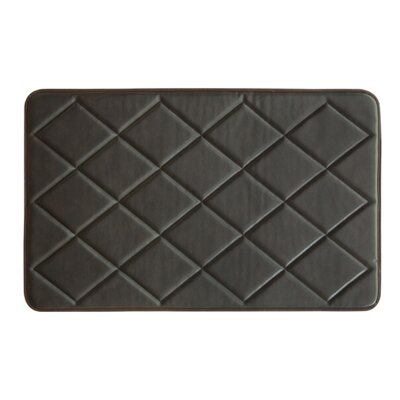 Carel Anti-Fatigue Chef Mat Black Area Rug Rug Size: Rectangle 16 x 26