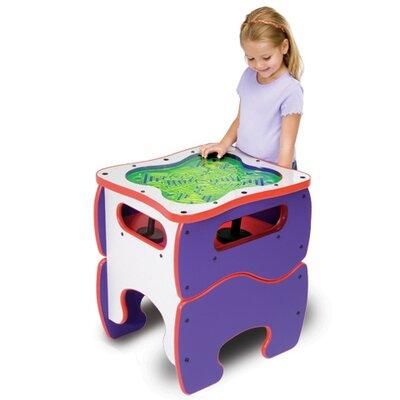 Kids Glow Maze Activity Table 15-GBT-000
