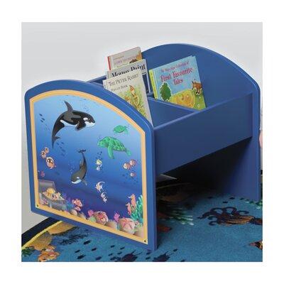 PlayScapes Seascape Toy Organizer - Color: Blue