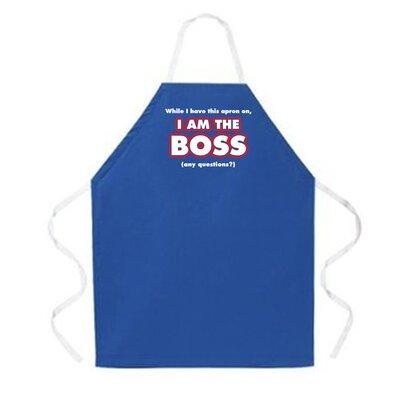 I am the Boss Apron 2070
