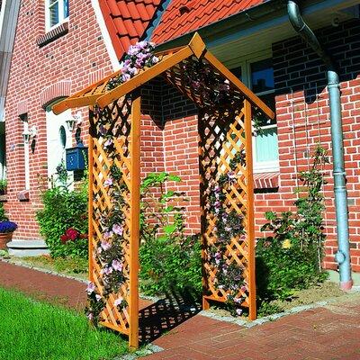 Rosenbogen | Garten > Pflanzen > Pflanzkästen | Kiefernholz - Massivholz | dCor design