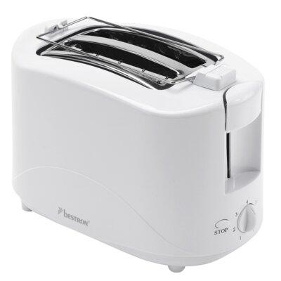 Toaster für 2 Scheiben   Küche und Esszimmer > Küchengeräte > Toaster   White   dCor design
