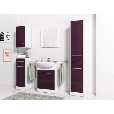 5 Piece Bathroom Furniture Set