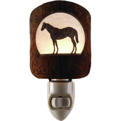 Horse Night Light