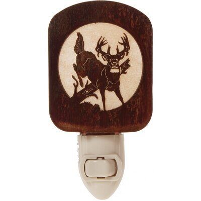 Jumping Buck Night Light