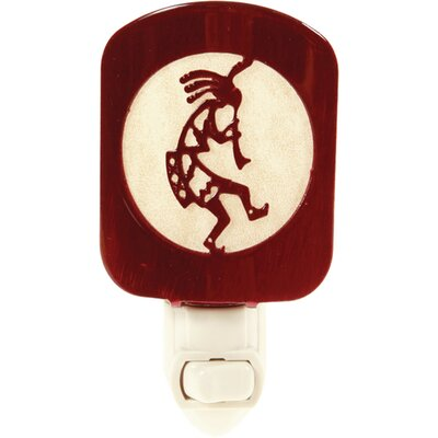 Kokopelli Trekker Night Light