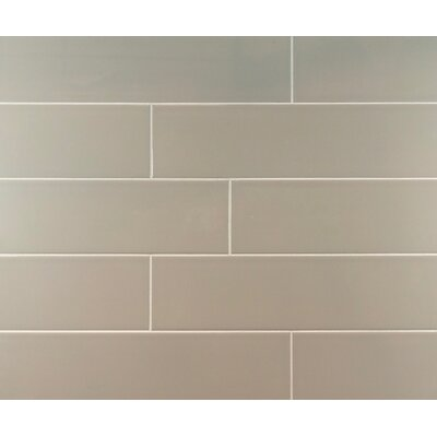 Classic Subway 4 x 16 Tile in Light Taupe