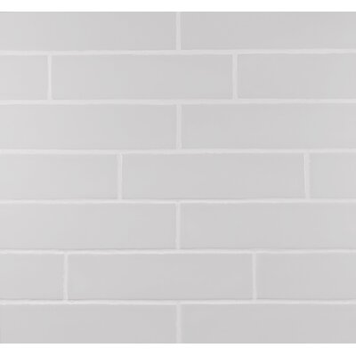 Hills Wavy Edge 3 x 12 Subway Tile in Warm Gray