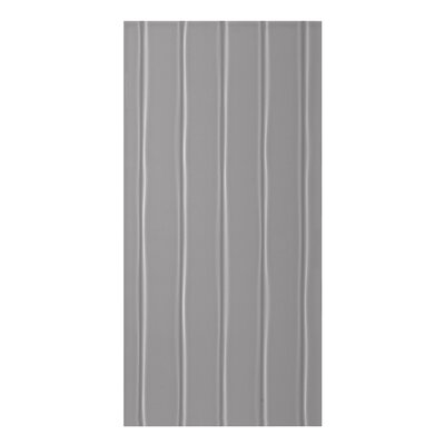 Conran Flow 10 x 20 Ceramic Wall Tile in Satin Smoke