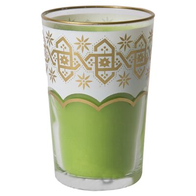 Moroccan Mint Tea Jar Candle PC013