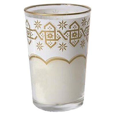 Moroccan Verbina Jar Candle PC009