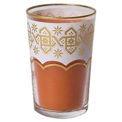 Moroccan Orange Blossom Jar Candle PC012