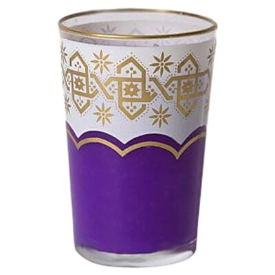 Moroccan Sweet Lavender Jar Candle PC010