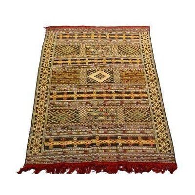 Berber Kilim Area Rug