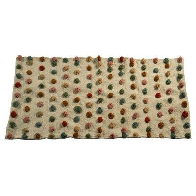 Berber Kilim Hand-Woven Area Rug