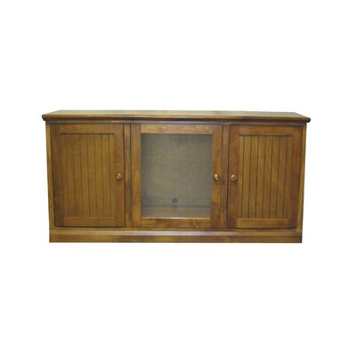 60 TV Stand Color: Honey Oak