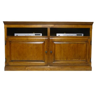 48 TV Stand Color: Spice Alder