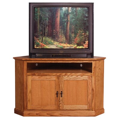 51 TV Stand Color: Black Adler