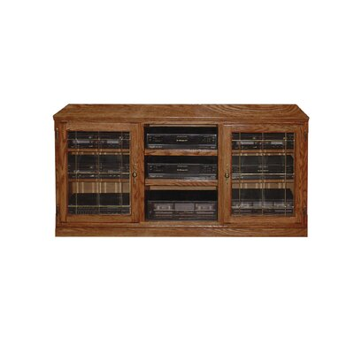 62 TV Stand Color: Antique Alder