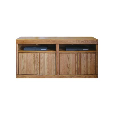 60 TV Stand Color: Black Adler