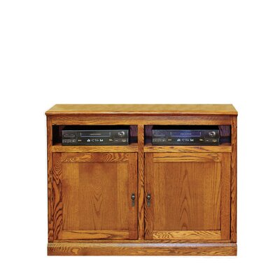 48 TV Stand Color: Red Oak