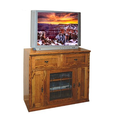 43 TV Stand Color: Coffee Alder