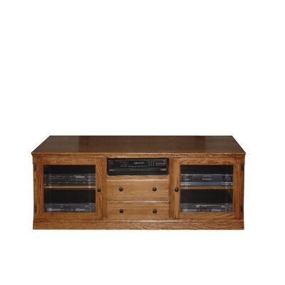 62 TV Stand Color: Coffee Alder