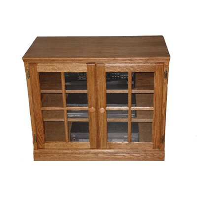33 TV Stand Color: Antique Alder