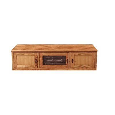 67 TV Stand Color: Chestnut Oak