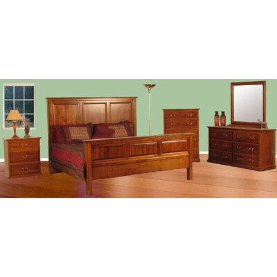 Eastern King Panel Configurable Bedroom Set