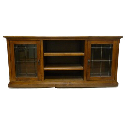62 TV Stand Color: Spice Alder